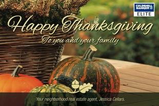 Corefact Seasonal - Thanksgiving Pumpkins