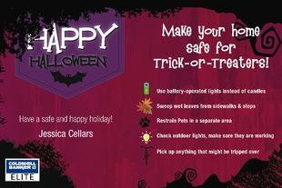Corefact Seasonal - Halloween Safe House