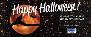 Corefact Seasonal - Halloween Starry Night