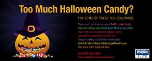 Corefact Seasonal - Halloween Candy