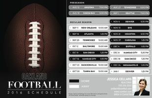 Corefact Sports - Football Oakland    2016