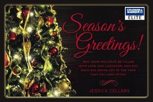 Corefact Seasonal - Season's GreetingsTree