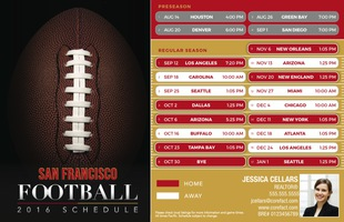 Corefact Sports - Football San Francisco