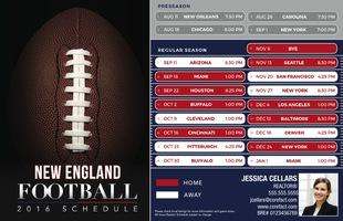Corefact Sports - Football New England