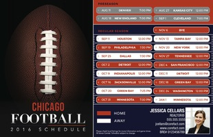Corefact Sports - Football Chicago