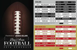 Corefact Sports - Football Bay Area Combo