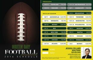 Corefact Sports - Football Green Bay