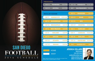 Corefact Sports - Football San Diego