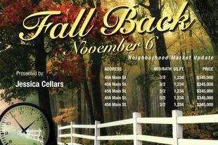Corefact Market Update - Fall Back (Auto)
