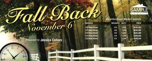 Corefact Market Update - Fall Back (Manual)