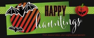 Corefact Seasonal - Happy Haunting