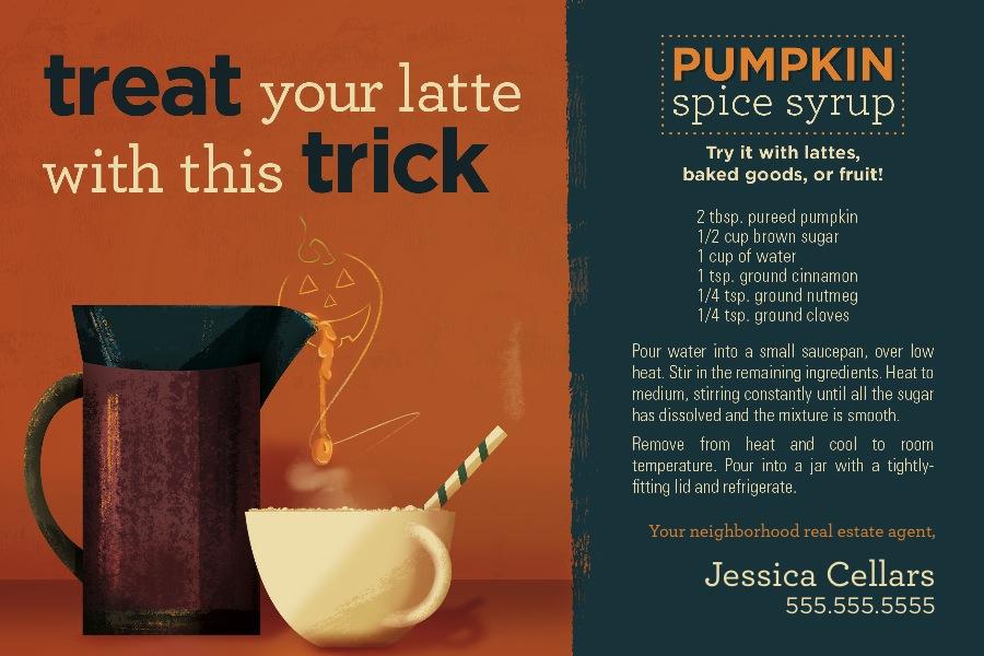 Corefact Seasonal - Halloween Recipe
