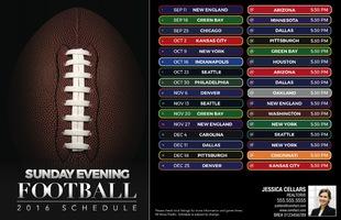 Corefact Sports - Football Sunday Evening