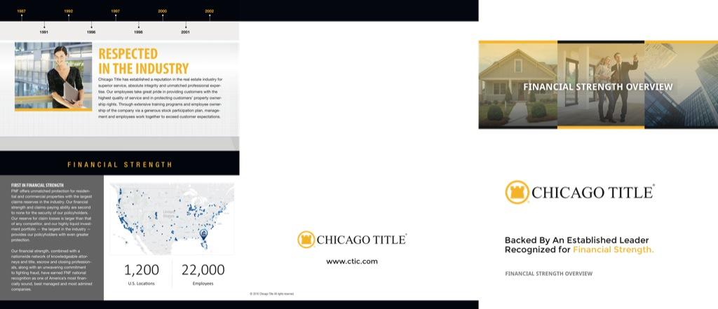 Corefact Financial Strength Milestone Brochure