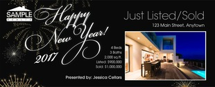 Corefact Just Listed/Sold - New Year 2017