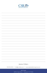 Corefact Notepad - Medium 01