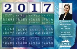Corefact Calendar 2017 - Squares 02