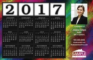 Corefact Calendar 2017 - Squares 03