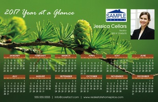 Corefact Calendar 2017 - Scenic 02