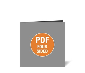 Corefact Upload - Four Sided Brochure - 8x8