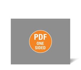 Corefact Upload - One Sided Flyer Landscape