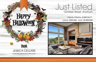 Corefact Seasonal - Just Listed/Sold Halloween