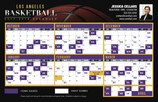 Corefact Sports - Basketball Los Angeles